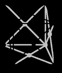 Кристаллическая решетка актиния