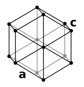 Кристаллическая решетка натрия_бета