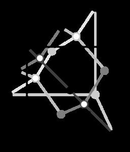 Кристаллическая решетка углерода_алмаз