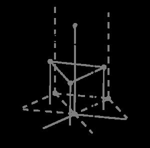 Кристаллическая решетка азота_бета